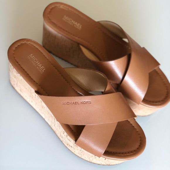 Michael Kors Shoes   Mk Flatform